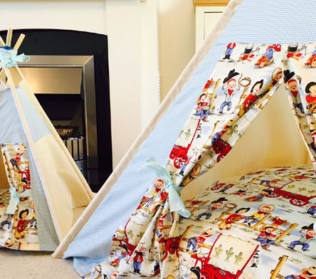 teepee bundle deals by samuel and rigby