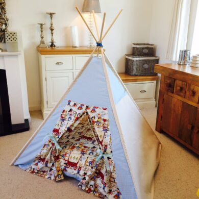 boys teepee bundle by samuel and rigby