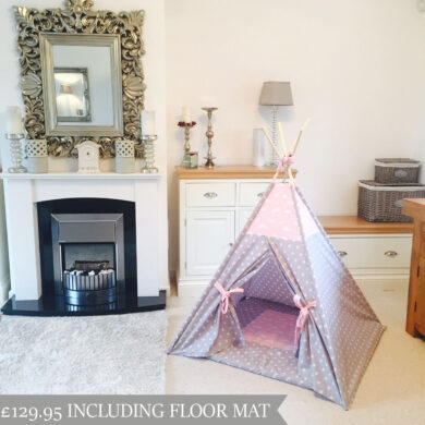 cloud teepee tent by Samuel And Rigby. Girls Teepees & Girls Teepees - Payment Plans Available - Samuel u0026 Rigby Handmade