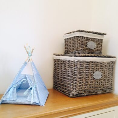 african-pygmy hedgehog teepee by Samuel And Rigby