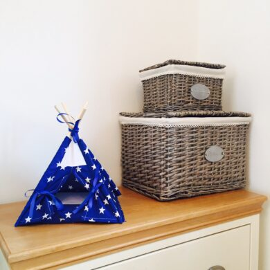 small pet cage house By Samuel & Rigby
